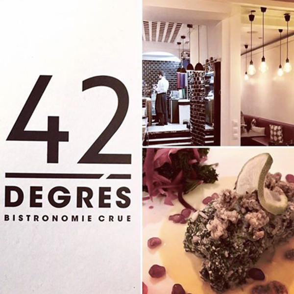 restaurant vegan raw food veggie Paris cru sans gluten 75009 végétarien végétalien